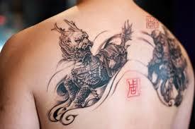 Tetování Fénix Význam