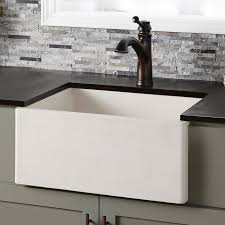 Native Trails 24 X 18 Farmhouse Reversible Kitchen Sink Pearl