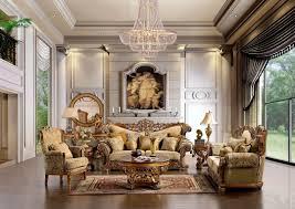 Royal Furniture Living Room Sets 7 Pc Homey Design Hd 369 Royal Living Set