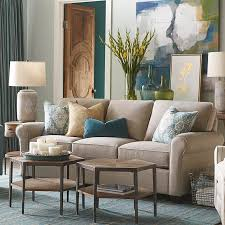Brewster Sofa Living Room Bassett Furniture