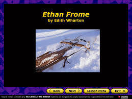 ethan frome by edith wharton ppt video online  presentation on theme ethan frome by edith wharton presentation transcript 1 ethan frome