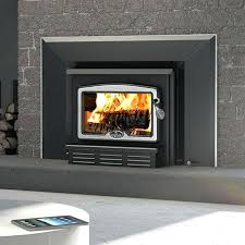 wood burning fireplace inserts with blower consumer reviews insert no stove replacement