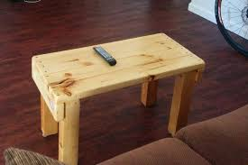 picture of build a coffee table tv stand with reclaimed wood