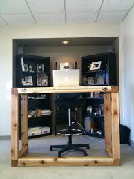 Standing Desk Extension Standing Desk Drafting Table All In One Barrett Morgan