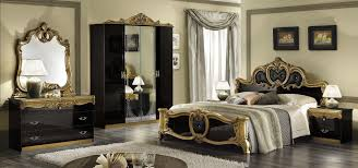 Black White Gold Bedroom Black And Gold Bedrooms