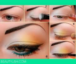 rocking night party eye makeup