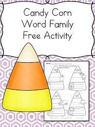 Word families worksheets are a great resource for young readers and writers. Halloween Phonics Cvc Worksheet Make Learning Fun