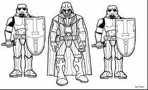 Small Picture Beautiful star wars darth vader coloring page with darth vader
