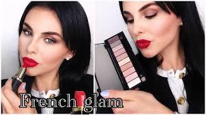 francÚzsky chic makeup s lóreal paris l súťaž o výlet do cannes l notino