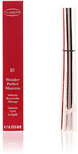<b>Clarins</b> Mascara Wonder Perfect - Mascara 3 in 1 <b>01</b> Black: Amazon ...