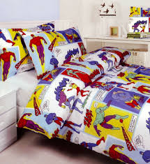 Marvel Comic Bedroom Superhero Bedroom Set