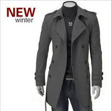 long coats for men the new winter coat fashion coat badges in the long section double