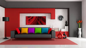 Red Paint Colors For Living Room Family Archives House Decor Picture