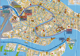 large venice maps for free download and print  highresolution