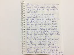 5 Ideas For Your Daily Writing Journal Mark Marchenko Medium