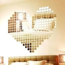 self adhesive mirror wall tiles beautiful self adhesive mirror wall tiles piece self adhesive tile mirror wall stickers decal mosaic adhesive mirror wall