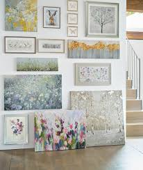 laura ashley canvas wall art