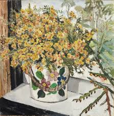 Australian wild flowers), 1923 by Margaret Preston :: The Collection :: Art  Gallery NSW