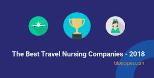 the best travel nursing companies