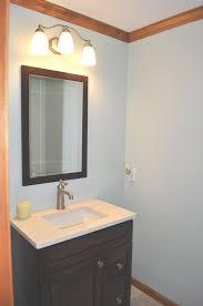 bathroom remodeling nj. Remodeled Half Bath Sayreville NJ. Bathroom Renovation Remodeling Nj