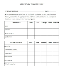 Presentation Feedback Form Template Training Evaluation Form 7 Samples 390813585006 Examples Of