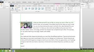 Word 2013 Themes Tech Tips See How Easily You Can Adapt To Ms Office 2013
