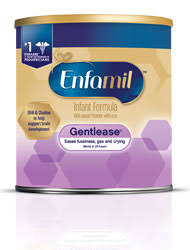 Enfamil Newborn Formula Feeding Chart Products Feeding Solution Formulas Enfamil Gentlease