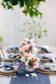 Greek Table Setting Decorations 17 Best Ideas About Blue Table Settings On Pinterest Table