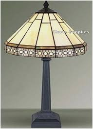 stained glass light table wonderfully mission tiffany style stained glass table lamp