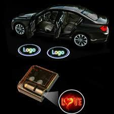 JURUS <b>A pair</b> Wireless <b>LED Car</b> Welcome Light Decorative lights ...