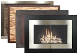 stoll contemporary fireplace doors