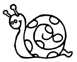 Small Picture Kids Snail Coloring Page New At Set Picture Coloring Page