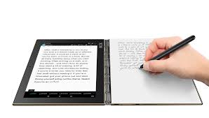 hands on lenovo yoga book lets you scribble naturally techgoondu techgoondu