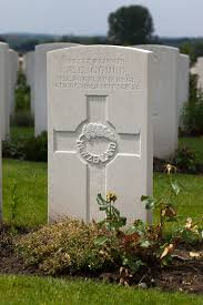 Alfred Denson Gould | New Zealand War Graves Project