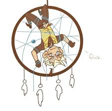 Are Dream Catchers Portals For Demons Gravity Falls One Shots My Dream Demon Bill x Reader Gravity 3