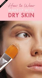 when you have dry skin on your face it can be difficult to wear the makeup that you want take these skincare tips and apply them to your makeup routine