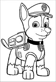 Coloring Pages Zuma Paw Patrol Coloring Page 9viq Skye Rocky