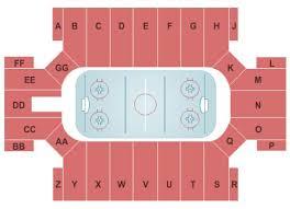 Cross Insurance Arena Bangor Seating Chart Cross Insurance Arena Tickets And Cross Insurance Arena