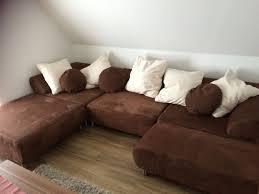 Große Wohnlandschaft Sofa Couch Braun In 26180 Rastede For