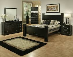 Elena Black Wood Queen Size Bed Steal A Sofa Furniture Outlet