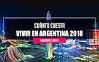"""Resultado de imagen para """"cuánto cuesta vivir en argentina"""" diciembre 2018"""