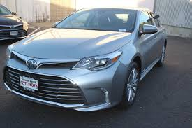 New 2018 Toyota Avalon Hybrid Limited 4dr Car in San Jose #C180611 ...