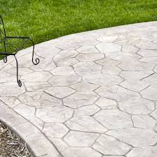 Image Simple Up With Concrete Stamping Homeadvisorcom 2019 Stamped Concrete Patio Cost Calculator How Much To Install