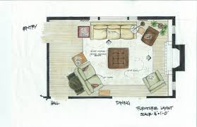 Small Picture Living Room Floor Plans Plan For Clipgoo Architecture Free Maker