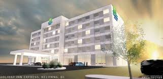 Calnitsky Associates Architects has been commissioned to design a new  six-storey Holiday Inn Express