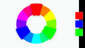 Color wheel - color theory and calculator