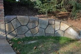 retaining walls concrete retaining wall jagnefalt milton good with using concrete bags for retaining wall