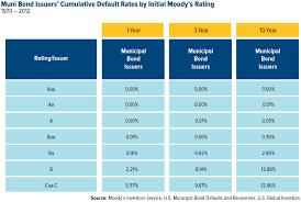 5 Reasons Why Short Term Municipal Bonds Make Sense Now