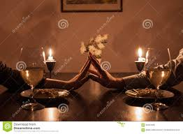 Candle Light Dinner Hd Images Romantic Candle Light Dinner Stock Image Image Of Marriage