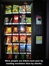 Fun Facts About Vending Machines Fascinating STRANGE FUN FACTS MORE PEOPLE KILLED BY VENDING MACHINES THAN BY